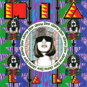 M.I.A. (2) - Kala - Album Cover