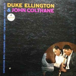 Duke Ellington & John Coltrane - Album Cover - VinylWorld