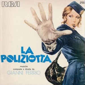 La Poliziotta - Album Cover - VinylWorld