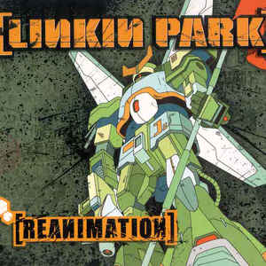 Reanimation - Album Cover - VinylWorld