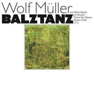Wolf Müller - Balztanz - Album Cover