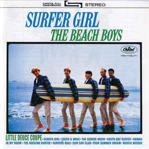 The Beach Boys - Surfer Girl - VinylWorld