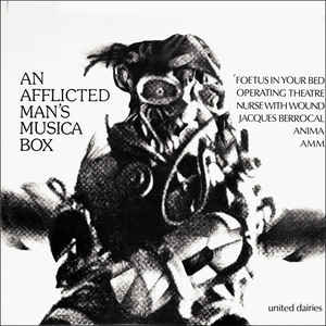 An Afflicted Man's Musica Box - Album Cover - VinylWorld