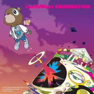 Kanye West - Graduation - Album Cover