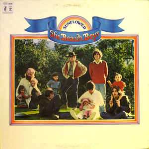 The Beach Boys - Sunflower - Album Cover