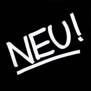 Neu! - Neu! '75 - Album Cover