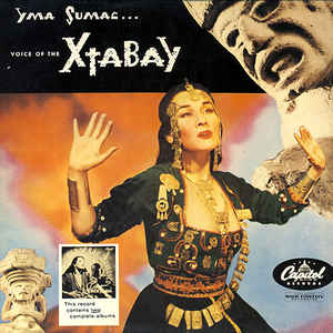 Voice Of The Xtabay - Album Cover - VinylWorld