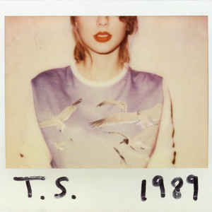 Taylor Swift - 1989 - Album Cover