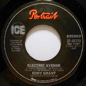 Electric Avenue - Album Cover - VinylWorld