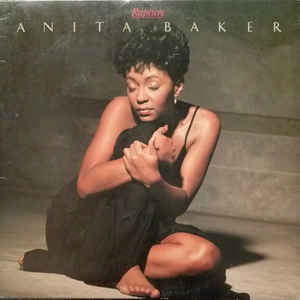Anita Baker - Rapture - Album Cover