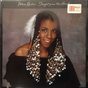 Patrice Rushen - Straight From The Heart - Album Cover