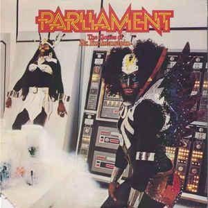 Parliament - The Clones Of Dr. Funkenstein - Album Cover