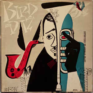 Bird And Diz - Album Cover - VinylWorld