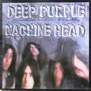Deep Purple - Machine Head - Album Cover