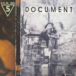 R.E.M. - Document - VinylWorld
