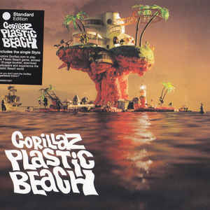 Plastic Beach - Album Cover - VinylWorld