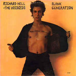 Richard Hell & The Voidoids - Blank Generation - VinylWorld
