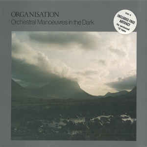 Orchestral Manoeuvres In The Dark - Organisation - Album Cover