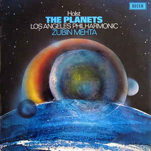 The Planets - Album Cover - VinylWorld