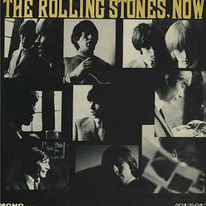 The Rolling Stones - The Rolling Stones, Now! - Album Cover