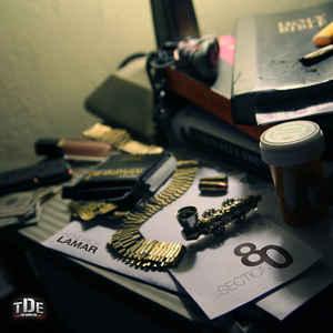 Kendrick Lamar - Section 80 - Album Cover