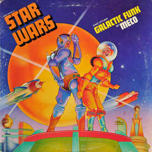 Meco Monardo - Music Inspired By Star Wars And Other Galactic Funk - Album Cover
