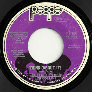 Lyn Collins - Think (About It) / Ain't No Sunshine - VinylWorld