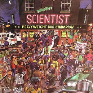 Heavyweight Dub Champion - Album Cover - VinylWorld