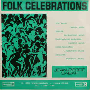 Folk Celebrations - Album Cover - VinylWorld