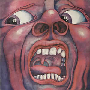 King Crimson - In The Court Of The Crimson King (An Observation By King Crimson) - Album Cover