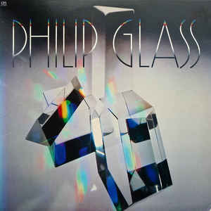 Glassworks - Album Cover - VinylWorld