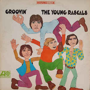 The Young Rascals - Groovin' - Album Cover