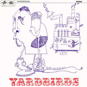 The Yardbirds - Yardbirds - Album Cover
