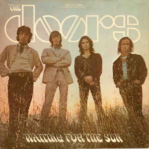 The Doors - Waiting For The Sun - Album Cover