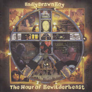 Badly Drawn Boy - The Hour Of Bewilderbeast - Album Cover
