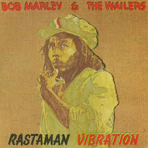 Rastaman Vibration - Album Cover - VinylWorld