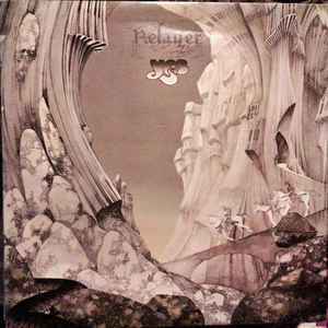 Relayer - Album Cover - VinylWorld