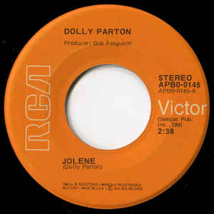 Dolly Parton - Jolene - VinylWorld