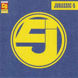 Jurassic 5 - Jurassic 5 - Album Cover