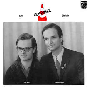 Kraftwerk - Ralf & Florian - Album Cover