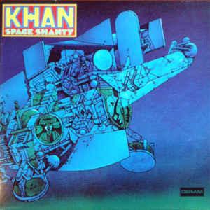 Khan (3) - Space Shanty - Album Cover