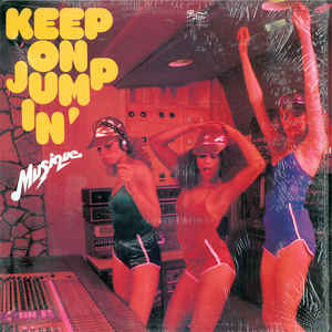 Musique - Keep On Jumpin' - Album Cover