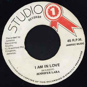I Am In Love - Album Cover - VinylWorld