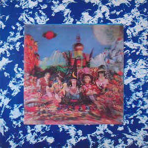 The Rolling Stones - Their Satanic Majesties Request - Album Cover