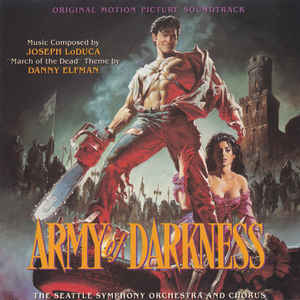 Joseph LoDuca - Army Of Darkness (Original Motion Picture Soundtrack) - VinylWorld