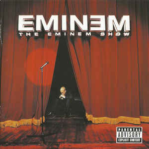 Eminem - The Eminem Show - Album Cover