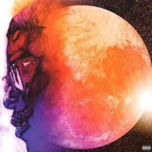 Kid Cudi - Man On The Moon: The End Of Day - Album Cover