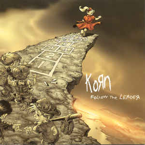 Korn - Follow The Leader - Album Cover