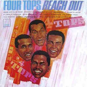 Four Tops - Reach Out - VinylWorld