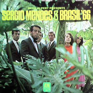Herb Alpert Presents Sergio Mendes & Brasil '66 - Album Cover - VinylWorld
